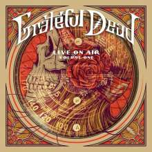 Grateful Dead: Live On Air Volume One, 4 CDs