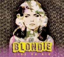 Blondie: Live On Air, 4 CDs
