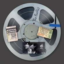 """The Beatles: NME Pool-Winners Concert, Empire Pool, Wembley, London (Limited-Edition) (Picture Disc), Single 10"""""""