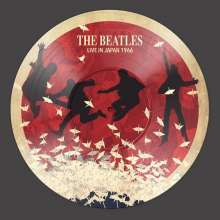 The Beatles: Live In Japan 1966 (Limited-Editon) (Picture Disc), LP
