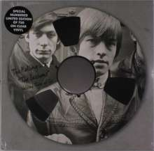 The Rolling Stones: The Sessions Volume Three Of Six  (Limited Numbered Edition) (Clear Vinyl), LP