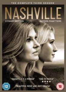 Nashville Season 3 (UK Import), 5 DVDs