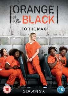 Orange is the New Black Season 6 (UK Import), DVD