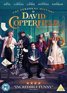 The Personal History Of David Copperfield (2019) (UK Import), DVD