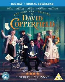 The Personal History Of David Copperfield (2019) (Blu-ray) (UK Import), Blu-ray Disc