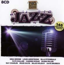 Big Box: Jazz, 8 CDs
