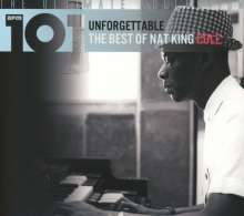 Nat King Cole (1919-1965): Unforgettable: The Best Of Nat King Cole, 4 CDs