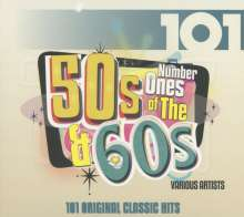 101: Numer Ones Of The 50s & 60s, 4 CDs