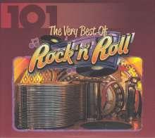 101: The Very Best of Rock'n'Roll, 4 CDs