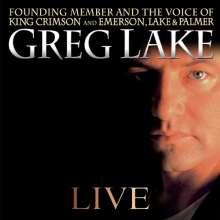 Greg Lake: Live, CD