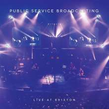 Public Service Broadcasting: Live At Brixton 2015, CD