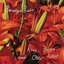 Porridge Radio: Rice, Pasta And Other Fillers (2020 Clear Vinyl), LP