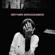 Grey Hairs: Serious Business, CD