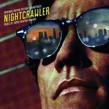 James Newton Howard (geb. 1951): Filmmusik: Nightcrawler (O.S.T.) (Limited Edition) (Cherry Cola Colored Vinyl), LP
