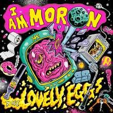 The Lovely Eggs: I Am Moron (Neon Yellow Vinyl), LP