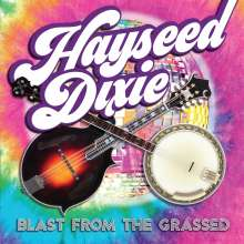 Hayseed Dixie: Blast From The Grassed, CD
