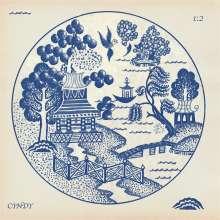 Cindy: 1:2 (Limited Edition) (Blue Vinyl), LP