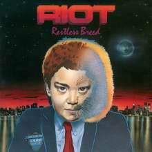 Riot: Restless (Collector's Edition) (Remastered & Reloaded), CD