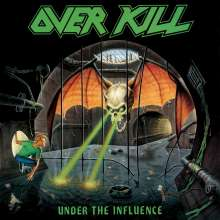 Overkill: Under The Influence (Collector's Edition), CD
