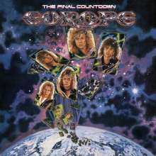 Europe: The Final Countdown (Collector's Edition) (Remastered & Reloaded), CD