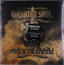 Warrior Soul: Rock N' Roll Disease (Limited Edition) (Yellow/Black Splatter Vinyl), LP