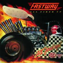 Fastway: All Fired Up (Collector's Edition), CD