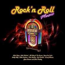 Rock 'n' Roll Sampler: Rock 'n' Roll Music, LP