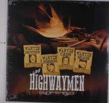 The Highwaymen: Live Highwaymen (180g), LP