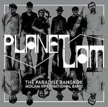 The Paradise Bangkok Molam International Band: Planet Lam, LP
