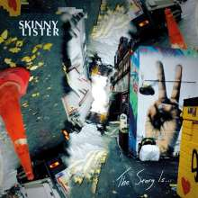 Skinny Lister: The Story Is..., CD