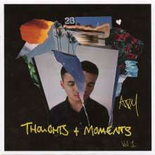 Ady Suleiman: Thoughts & Moments Vol.1 Mixtape (Red Vinyl), LP
