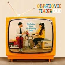 Obradovic-Tixier Duo: The Boiling Stories of a Smoking Kettle, CD