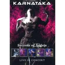 Karnataka: Secrets Of Angels: Live In Concert 2016, DVD