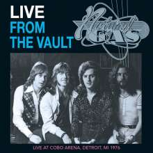 Natural Gas: Live From The Vault, CD