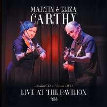 Martin & Eliza Carthy: Hailsham Pavilion, CD