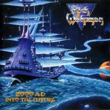 Rick Wakeman: 2.000 A.D. Into The Future, CD