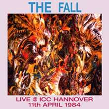 The Fall: Live @ ICC Hanover 1984, CD