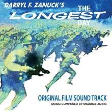 Maurice OST/Jarre: Filmmusik: The Longest Day, LP