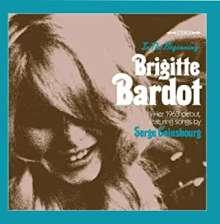 Brigitte Bardot: In The Beginning, CD