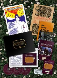 Bath Festival (50th Anniversary), 3 CDs