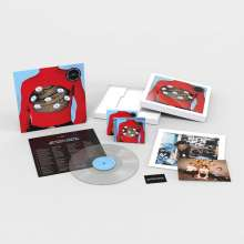 The Wombats: Beautiful People Will Ruin Your Life (Limited-Edition-Box-Set) (Clear Vinyl), LP