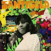 Santigold (ehem. Santogold): I Don't Want: The Gold Fire Sessions (Limited-Edition), LP
