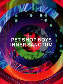 Pet Shop Boys: Inner Sanctum: Live, 1 Blu-ray Disc, 1 DVD und 2 CDs