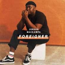 Jordan Mackampa: Foreigner, LP