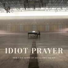 Nick Cave & The Bad Seeds: Idiot Prayer: Nick Cave Alone At Alexandra Palace, 2 LPs