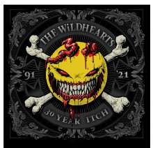 The Wildhearts: Thirty Year Itch: Live 2019, 2 CDs