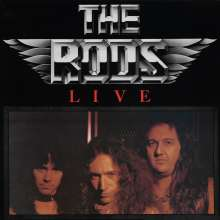The Rods: The Rods Live (Collector's Edition), CD