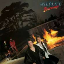 Wildlife: Burning (Collector's Edition), CD