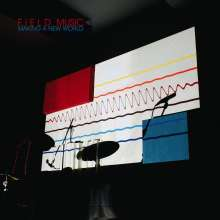Field Music: Making A New World (Limited Edition) (Red Vinyl), LP
