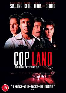 Cop Land (1997) (Director's Cut) (UK Import), DVD